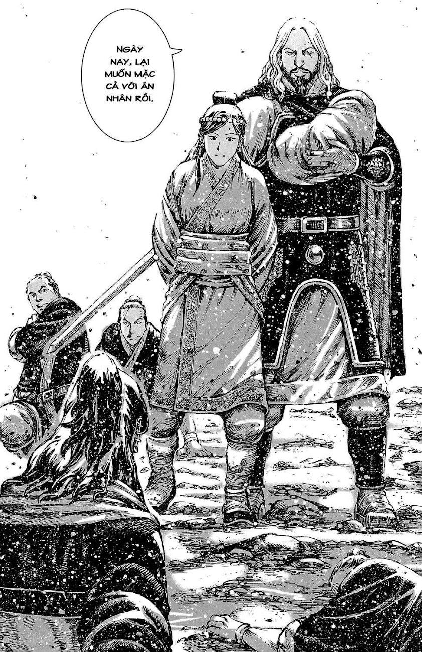 Hỏa phụng liêu nguyên Chương 387: Huyết bất bạch lưu [Remake] trang 10