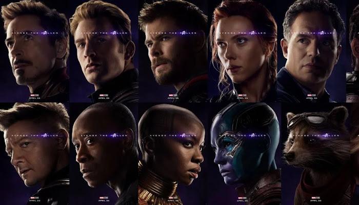 Vingadores Ultimato estreia em Abril nos cinemas