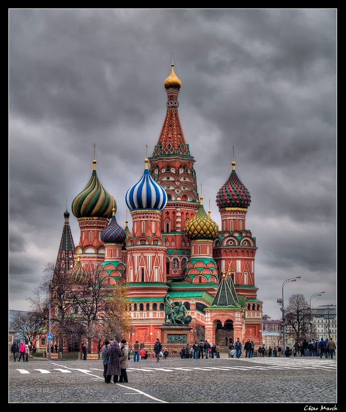 Simply Around The World: How to get the russian visa and not
