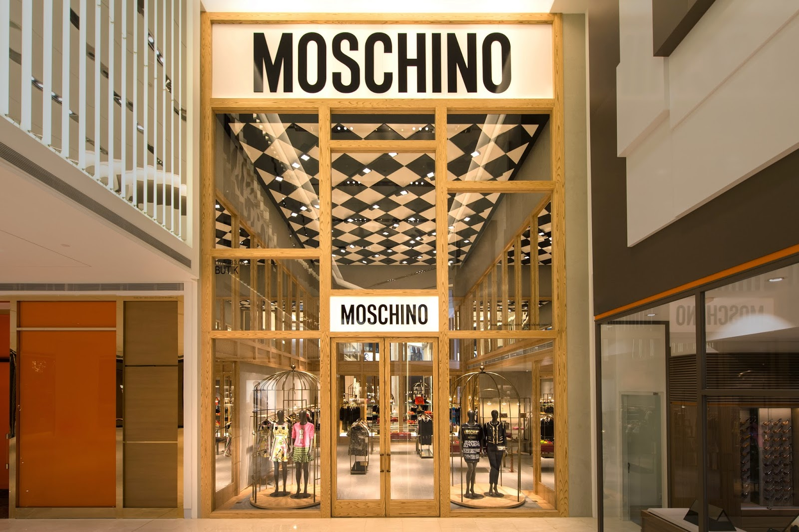 Moschino's Concept Store Now Open at Pavilion KL
