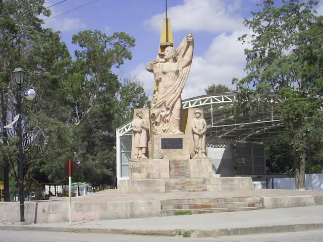 Monumento a la Bandera, Dolores Hidalgo