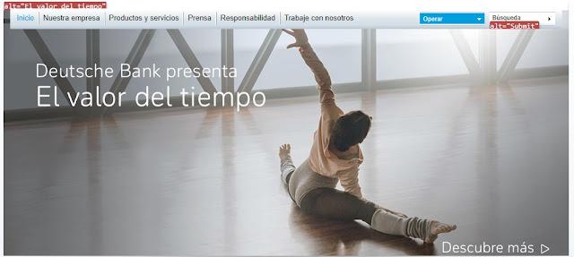 Imagen de una bailarina usada en el carrusel con el texto descubre más