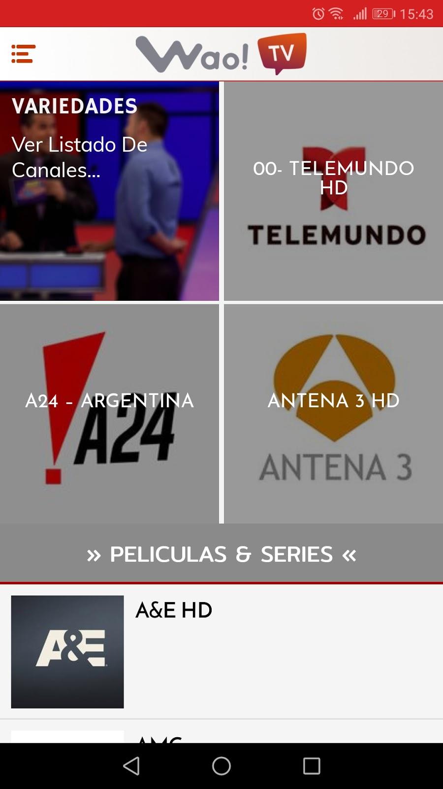 """11 thoughts on """"Cómo ver los canales españoles en cualquier lugar del mundo."""""""