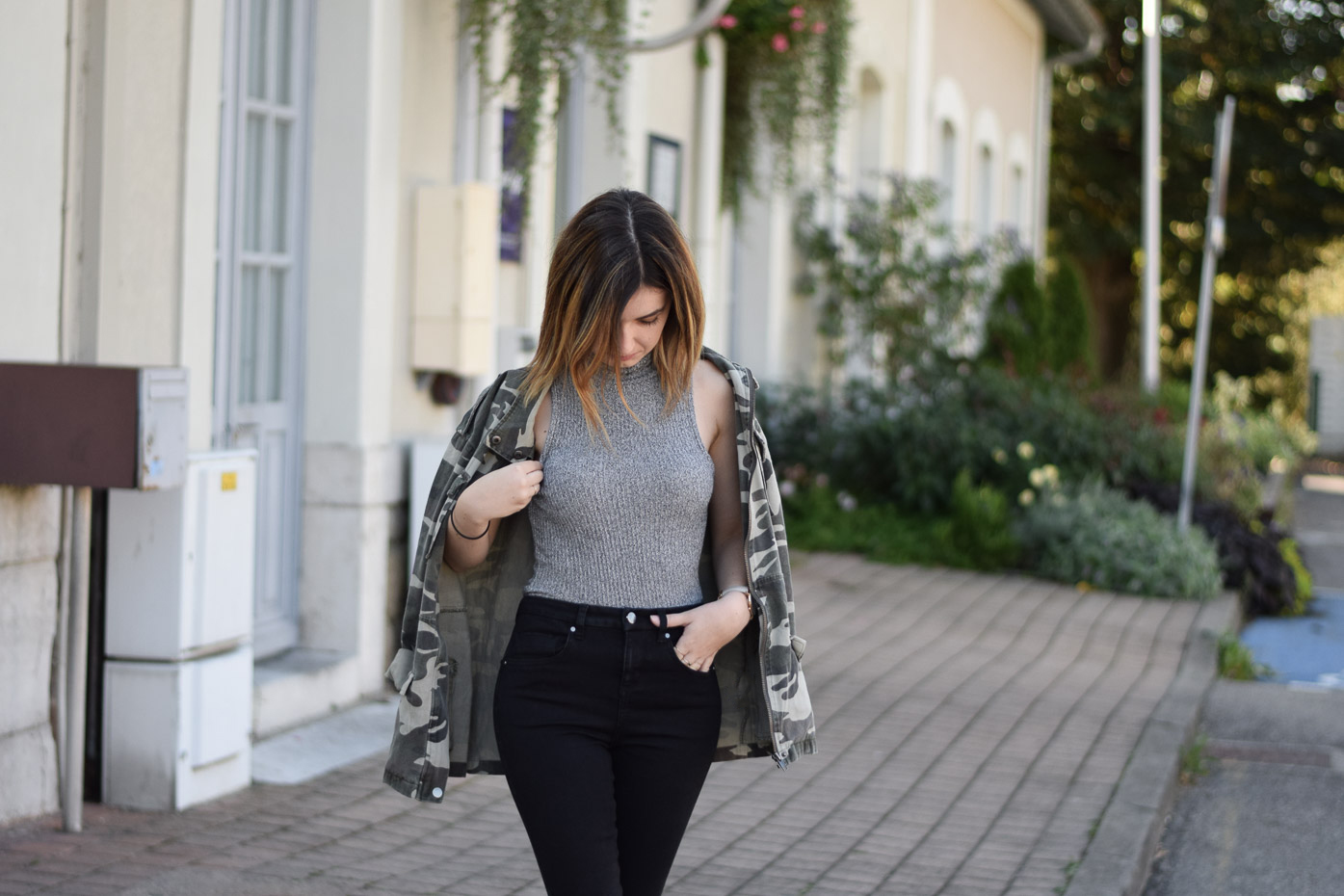 blog mode outfit look brandymelville