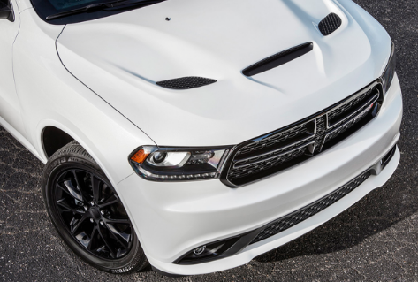 2020 Dodge Durango Redesign