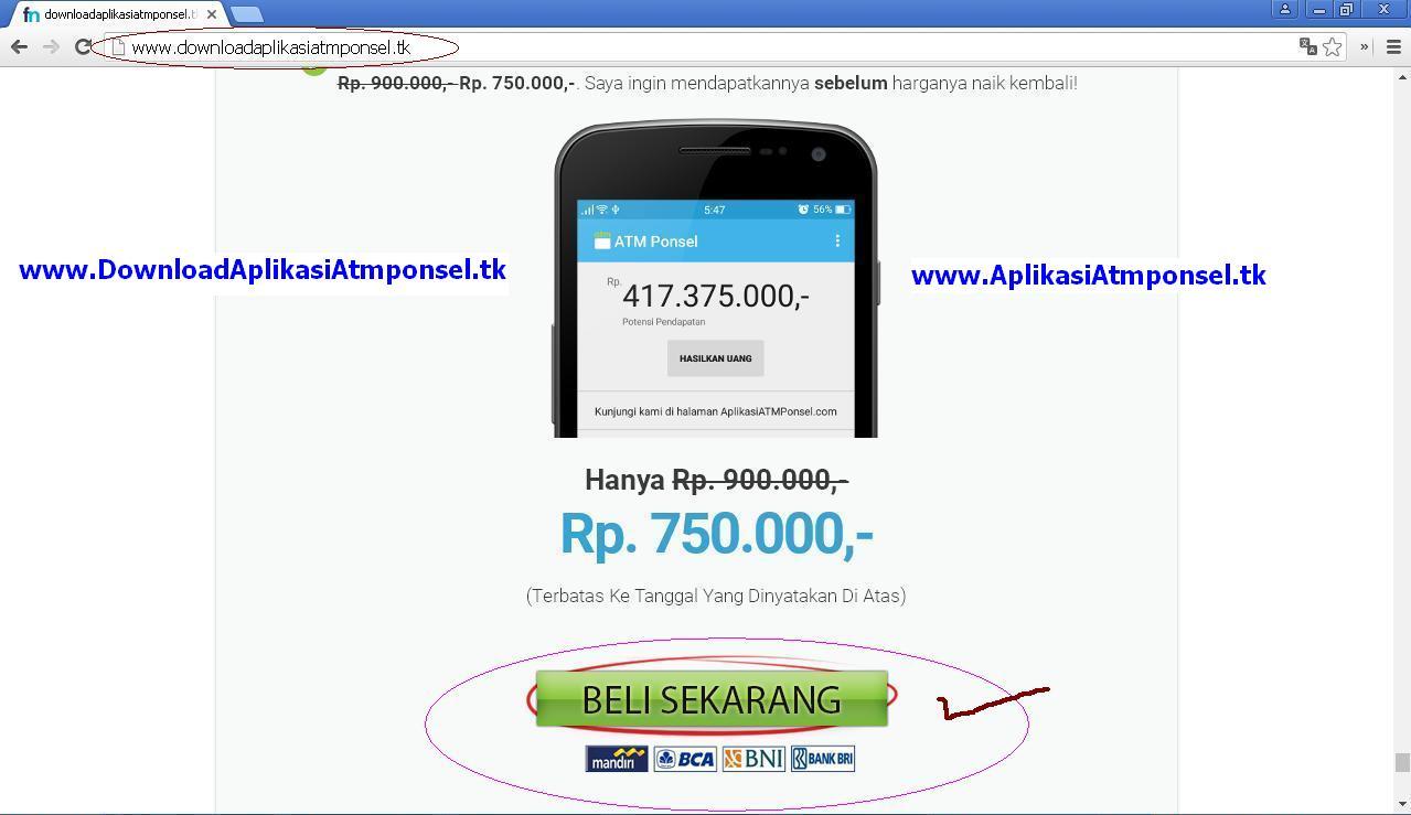 download aplikasi atm ponsel free