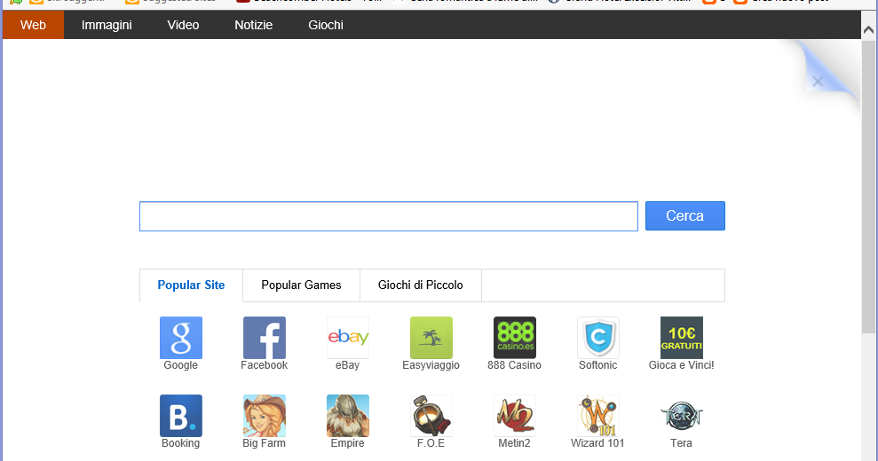 pagina iniziale google chrome installation android