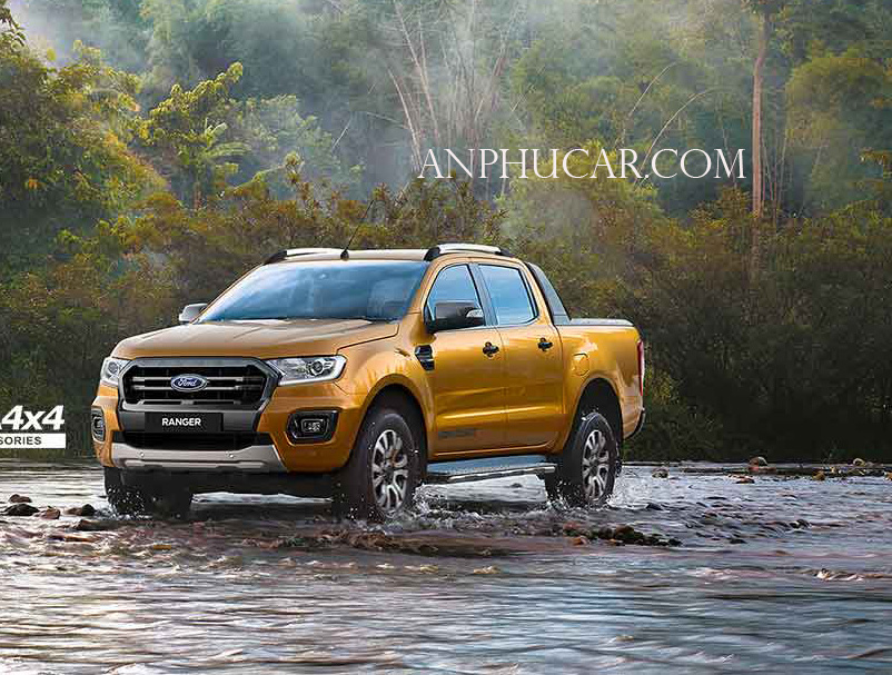 Ford Ranger Wildtrak Bi Turbo 2019