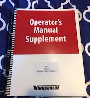 Winnebago Fuse Manuals