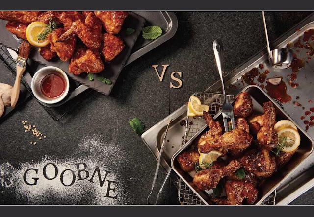 """Goobne Chicken membuka restoran Korea pertama dikenali sebagai  """"The Korea No.1 Oven Roasted Chicken In Malaysia""""  Goobne Malaysia buka restoran Korea pertama DI kUALA lUMPUR dikenali sebagai """"The Korea No.1 Oven Roasted Chicken In Malaysia"""""""