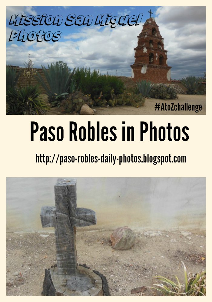 Mission San Miguel Photos