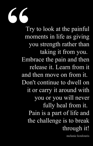 Pain Quotes About Life Positive & Inspirational Quotes: Pain is a part of life. Pain Quotes About Life