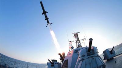 NewsTimes-N Korea test-fires 3 short-range missiles