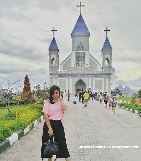 Rumah Doa Segala Bangsa Gibeon, Objek Wisata Rohani Dan Wisata Rekreasi Keluarga