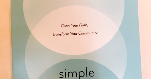 Simple Discipleship, Book Review