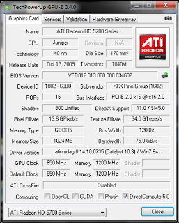 bvkmohan, bvkmohan.blogspot.in, desktops, gaming desktop, ati radeon hd 5700, hd5770