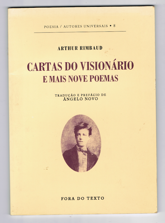 Cartas do Visionário (e mais nove poemas)