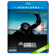 El planeta de los simios: Revolución (2011) Full HD 1080p Audio Dual Latino-Ingles