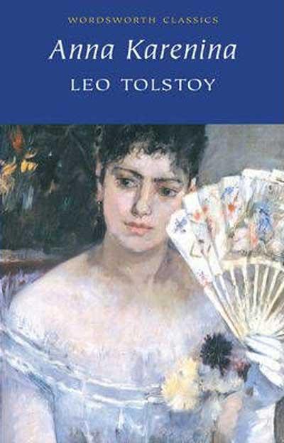 Anna Karenina by Leo Tolstoy, Hardcover
