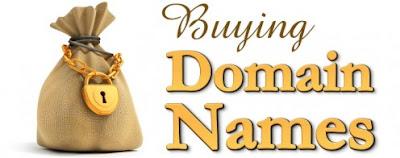 buying domain name