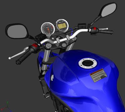 BANDIT GTASA, MOTO PARA GTA SAN, GTA SAN MODS, MOTOS R3D, R3D GTA MODS