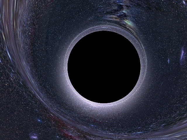 Black Holes in Space Information - Pics about space