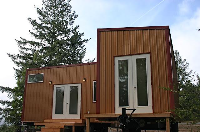 Tiny Home Designs: Molecule Tiny Homes LLC