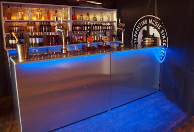 Hire a mobile bar in Brighton