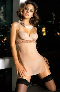 Model Josie Maran Sizzling Image