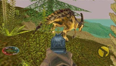 Download Carnivores: Dinosours Hunter v3 PSP PPSSPP