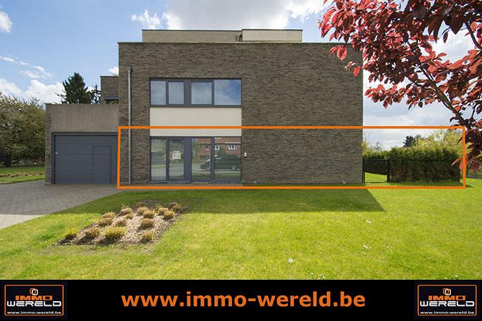 Te koop: Prachtig gelijkvloers appartement met tuin - Genk   IMMO ...