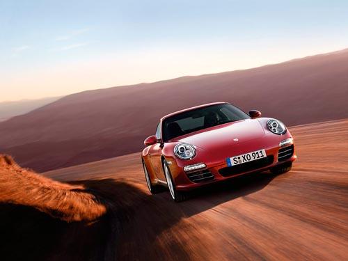 Luxury Sporty Classy Porsche Carrera 4s Luxury Sport Car In
