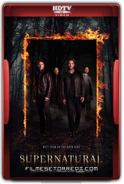 Supernatural 12ª Temporada Torrent