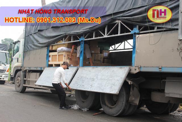 công ty vận chuyển hàng hóa giá rẻ nhất tphcm