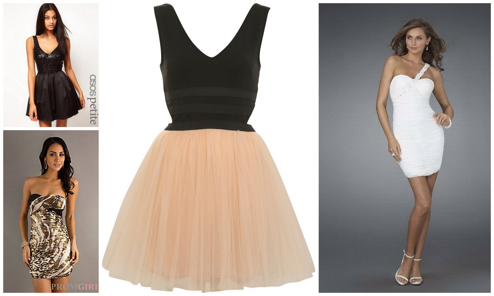 706d09bf37640 stay with short dresses ✧ sweet, feminine ✧ avoid a lot of fabric on the  bottom