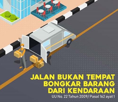 Aturan Penggunaan Jalan