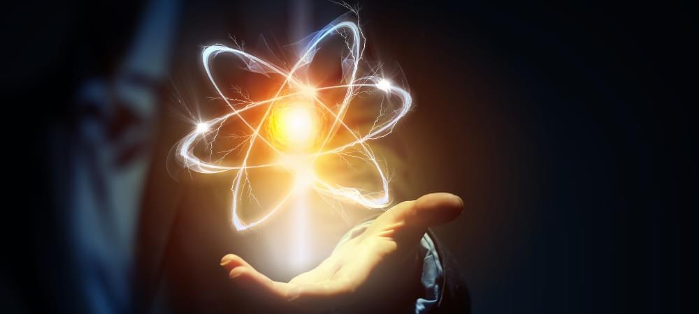 نماذج الذرة