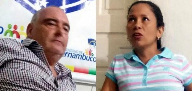 Goiana: Alemão e esposa são presos em cumprimento de mandado de prisão na zona rural