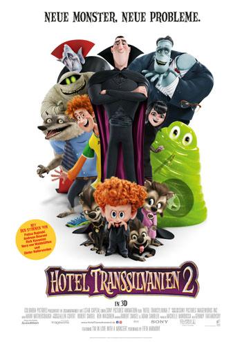 Hotel Transylvania 2 2015 Dual Audio