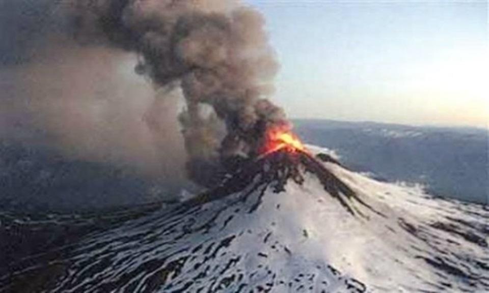 Alerta en la Patagonia por volcan Hudson