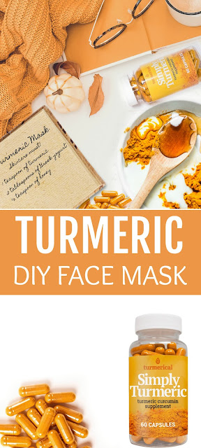 Turmeric DIY Face Mask By Barbies Beauty Bits
