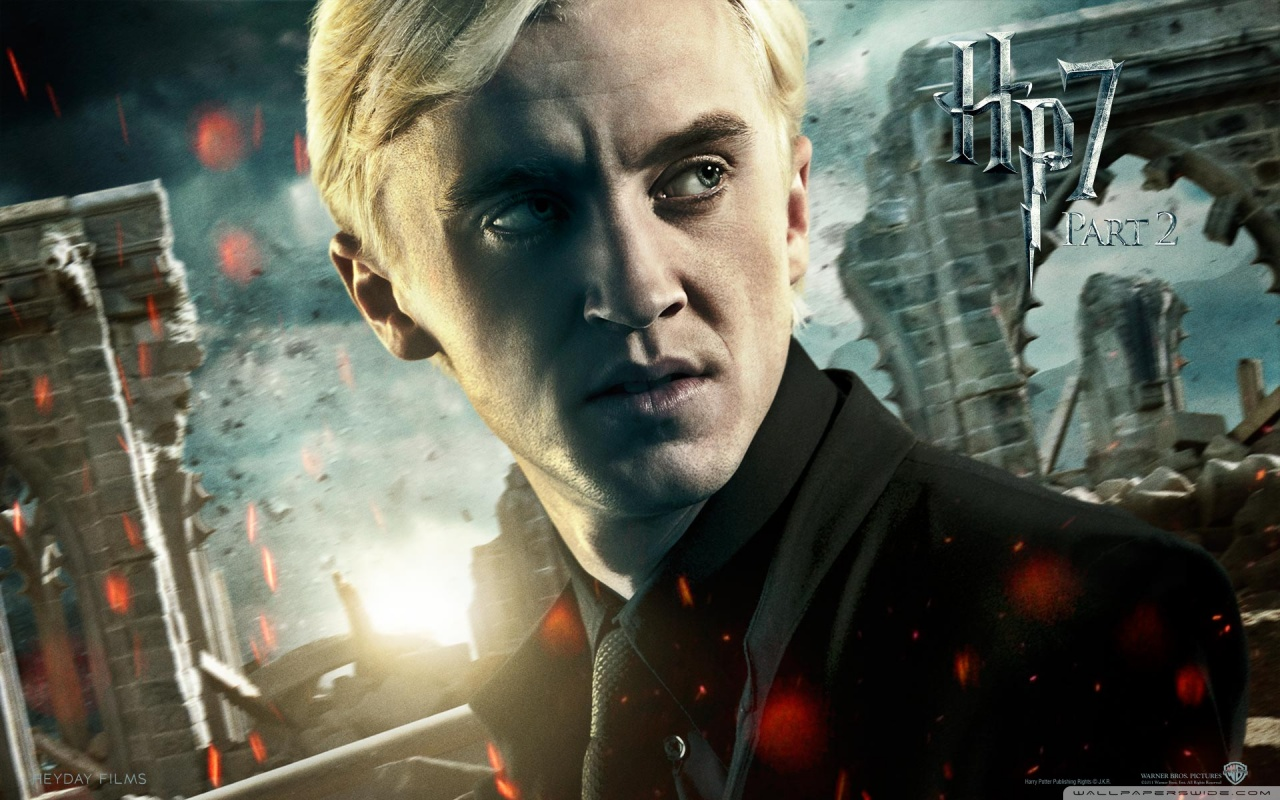 The Best Harry Potter Wallpaper Draco Malfoy