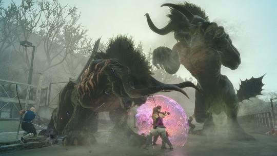 Actu Jeux Vidéo, Bêta-Test, DLC, Final Fantasy XV, Final Fantasy XV: Frères d'Armes, Multijoueur, Square Enix, Jeux Vidéo,