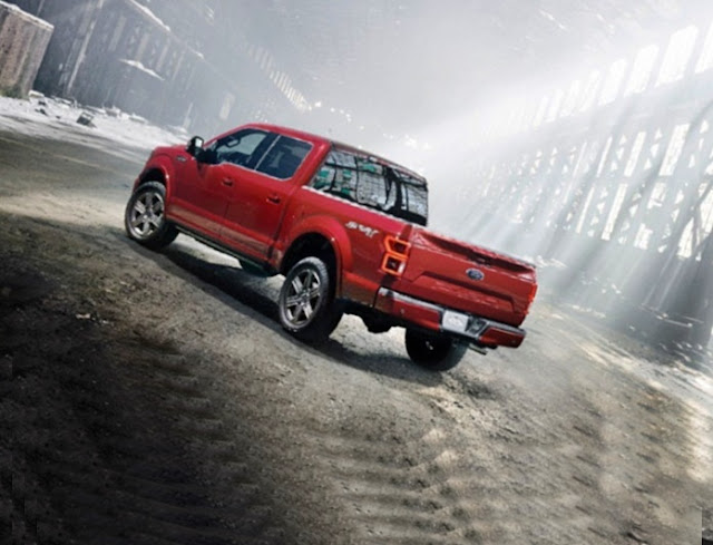 2019 Ford F-150 Pickup Redesign