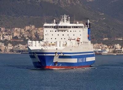 Ηγουμενίτσα: Ταλαιπωρία για 372 επιβάτες του Euroferry Olympia - Παραμένει δεμένο στο λιμάνι