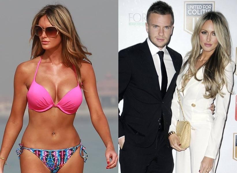 Gorgeous busty wife in bikini consider