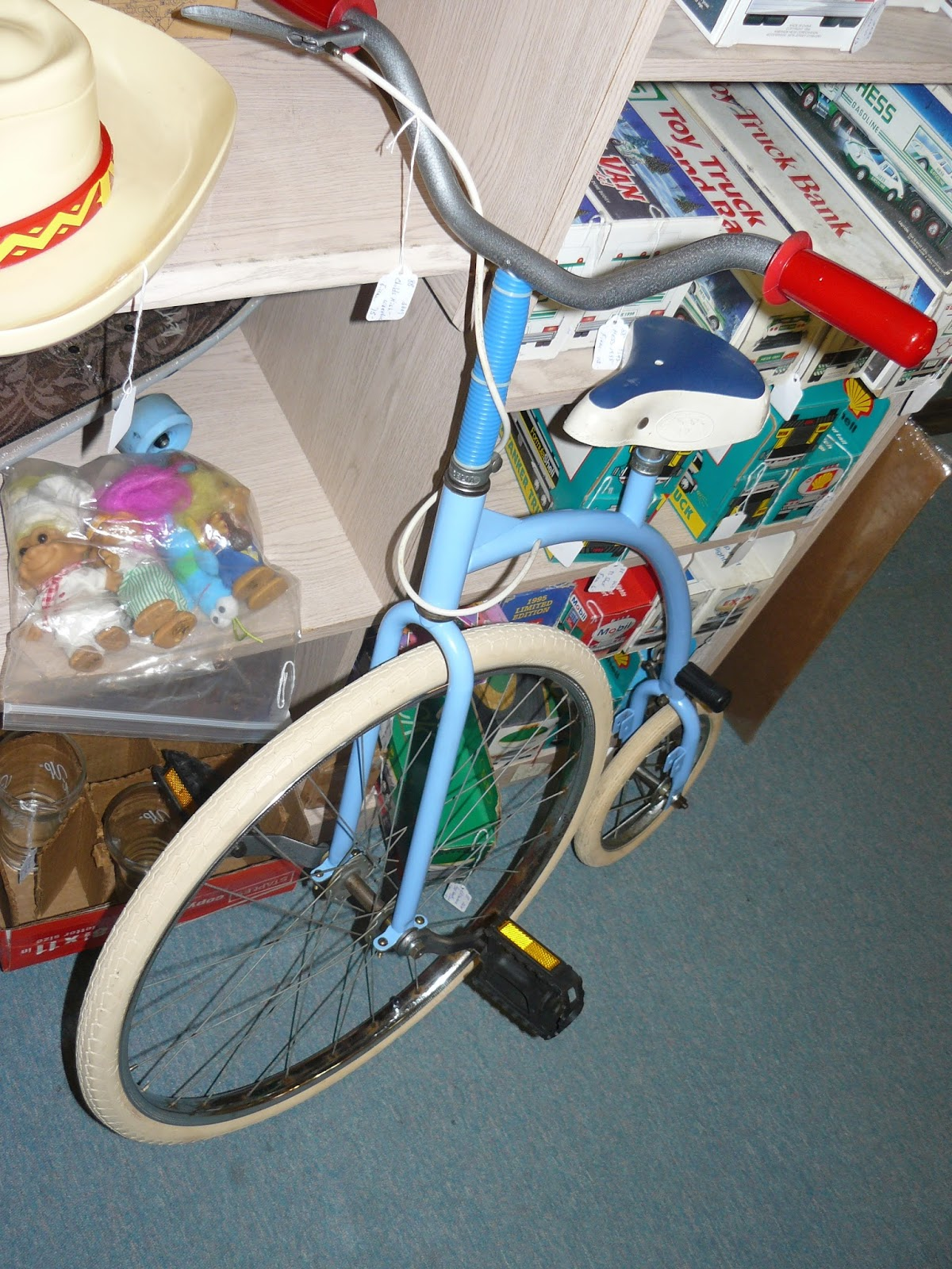 Scranberry Coop Vintage Amp Antique Bikes Tricycle