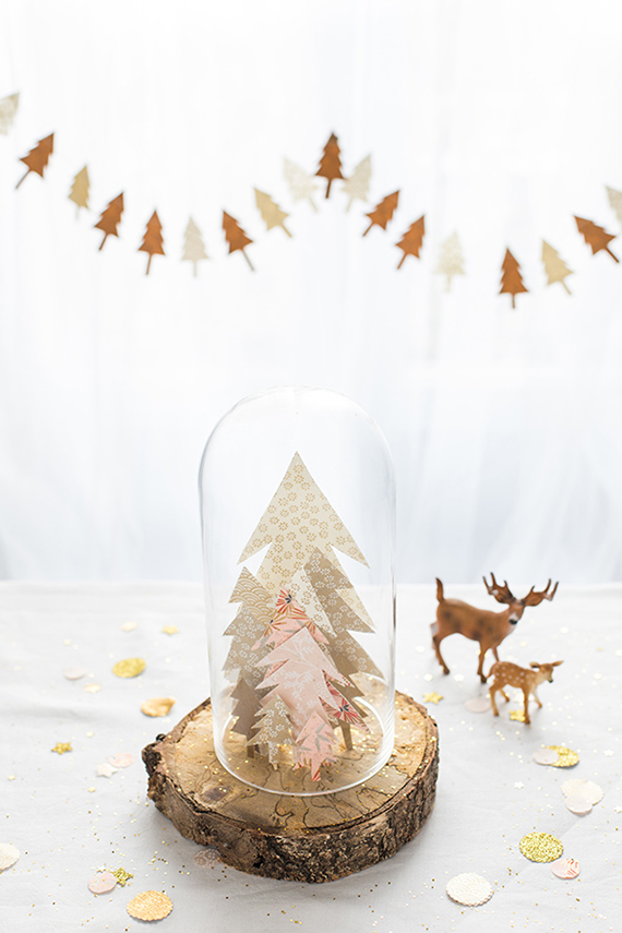 Dreamy Christmas Decor By Carnets Parisiens  My Paradissi
