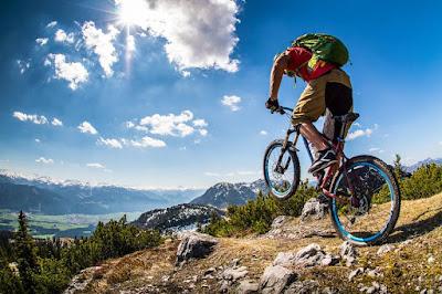 Wie kann ich einen Wheely lernen - Techniktraining Mountainbike