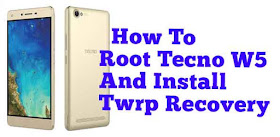 How To Root Tecno W5 and Install TWRP Recovery